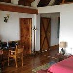 Lovely NE wood interiors and decor