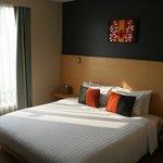 Hotel Solo deluxe room