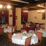 La salle principale de restauration