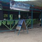 Cool Breeze Restaurant, Jost Van Dyke