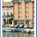 facade hotel azur