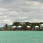 Foto de Staniel Cay Yacht Club Restaurant
