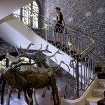 Le Royal Monceau Raffles Paris - Staircase