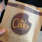 The Cookie packaging