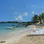 Une des 2 plages