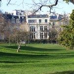 Jardins Monceau à 300 mètres
