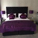 Room 5 - a luxury oasis i Blackpool
