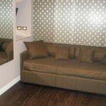 Salottino/seconda camera suite gold
