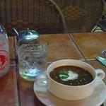 黒豆のスープ(小)