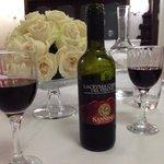 Lacryma vino perfetto!!