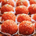 Sweet delicious Ladoo's
