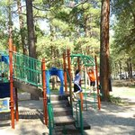 Playground for the kiddos!