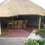 Pool Bar at KH West Beach Cape Town