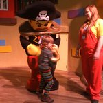 Meeting Captain Brickbeard