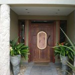 Entrance To KH West Beach Cape Town