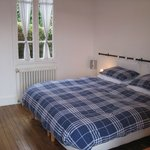 Clean and spacious double room
