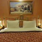 our elegant ground floor room
