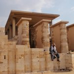 The Funerary Complex Of Djoser