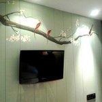 decorazione seconda stanza