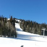 Blue sky, perfect snow: you have got to go