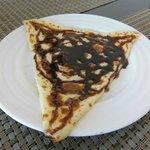 pancake per colazione!