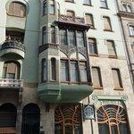 Art Nouveau House, Budapest
