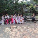 Вьетнамские выпускницы