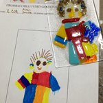 Portrait workshop for ages 3 to adult