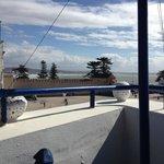 Vue panoramique du restaurant