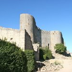Château St Georges à Peyrepertuse