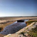 View from Beach entrance below Zeebop !