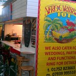 Afro Carribbean Pot Plymouth