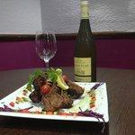 Penash Indian Restaurant- Lamb Chops