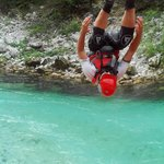Fun times with Xpoint - Soča river
