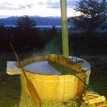 super hot hot tub