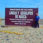 Torre Mirador de Las Lines de Nasca