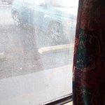 Window filthy