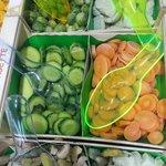 URBAN SOUP By Marc Veyrat: des légumes en self service, composez votre soupe ou purée