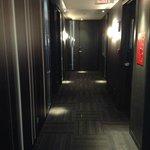 Room floor hallway