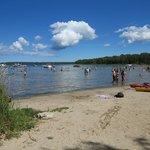 Nicolet beach