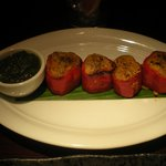 Tasty Stuffed Pepper Starter
