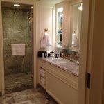 Bathroom/shower area 1894