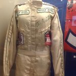 Janet Guthrie driver suit