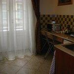 Main Room / Kitchen Area
