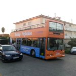 Free bus to town