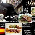 INTERNATIONAL SPAIN THURSDAY 27TH- MARCH 1ST DINNER ONLY