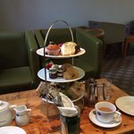 Luxury afternoon tea ��