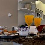Comedor con desayuno