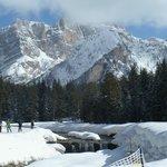 The beautiful Dolomites