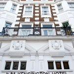 Balcón habitación primer piso